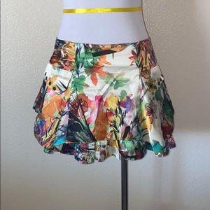 Diesel floral skirt